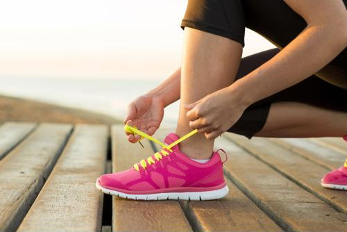 A new device that easily fits into a shoe could change running injury prevention methods forever.