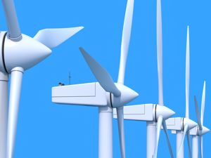A new report from the U.S. Department of Energy showed that distributed wind energy could be a major source of economic growth and job creation in the next several decades.