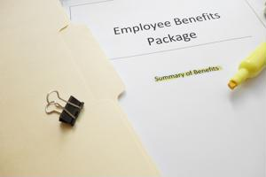 A new report reveals lower employer contributions.