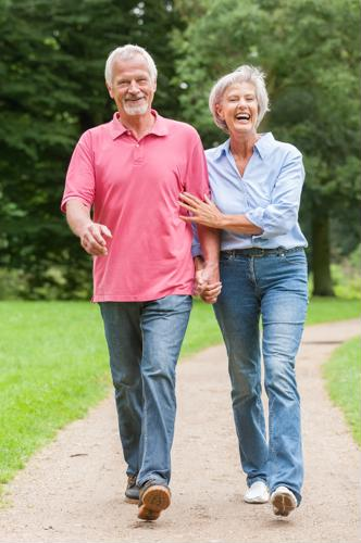 A new study has revealed that taking about 6,000 steps a day could prevent knee osteoarthritis.