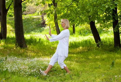 Fall risk slashed among those who practice Tai Chi