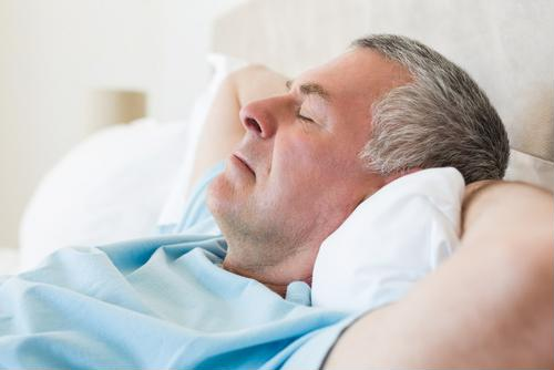 A study published in the Journal of Clinical Endocrinology & Metabolism stated that adults with sleep apnea have a high risk of osteoporosis.