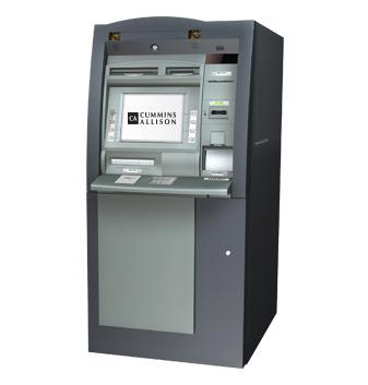 ATMs are part of a bank's long-term growth strategy