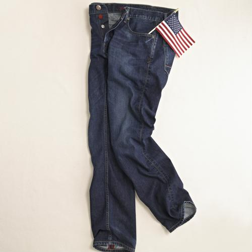 Perry Ellis Denim  Born in the USA  f685e155d