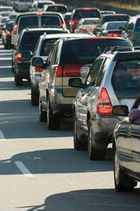 Increasing congestion could have logistical impacts