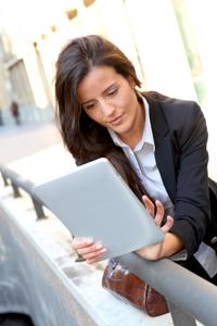 Are tablets and video conferencing software a good match?
