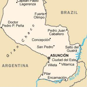 Asuncion an often overlooked gem in South America