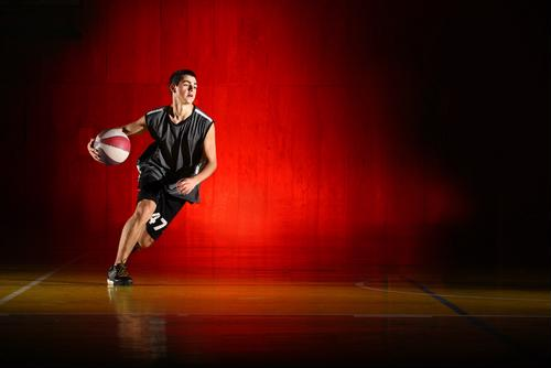 Athletic trainers can help address common basketball injuries.