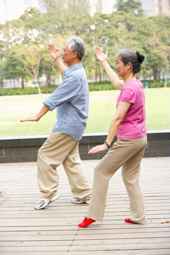 Balance training is essential for osteoporosis patients.