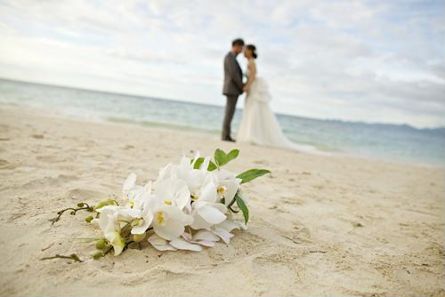 Be sure to follow these wedding invitation etiquette tips if you're having a destination wedding.
