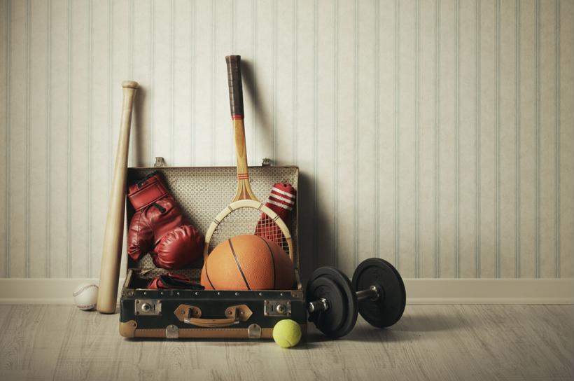 Handy tips for storing sports equipment in winter