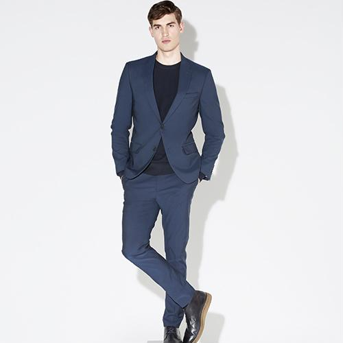 5 Ways To Wear A Blue Suit Perry Ellis Blog