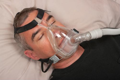 CPAP can help treat sleep apnea, which may be a risk factor for osteoporosis.