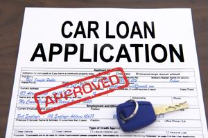 Can consumers with damaged credit get a car loan?