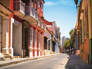 Cartagena is a coastal gem in Colombia