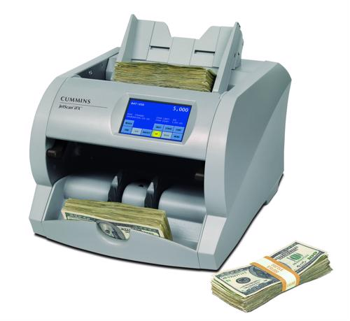 Cash counters give businesses an extra defense against counterfeiters