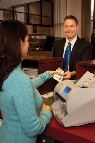 Banks need to experience cash counters to witness benefits