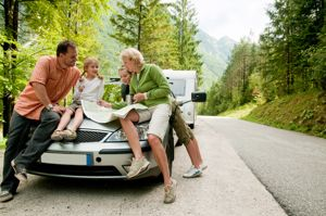Child-friendly tips for your first family road trip