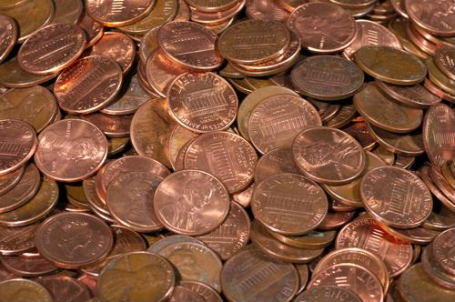 Self-service coin counters are still important for financial institutions