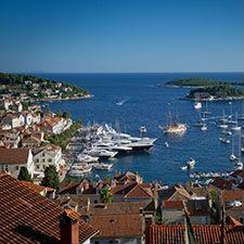 Croatia becoming a popular destination