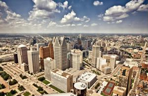 Detroit ranked No. 7 in the Associated General Contractor's list of the top 10 metro areas in the U.S. with the fastest job-growth rates in construction.