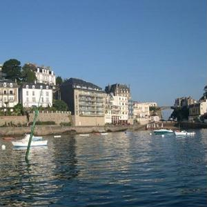 Dinard a pleasing seaside community