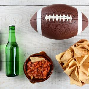 Don't let your Super Bowl party get sidelined by not practicing sound judgment.