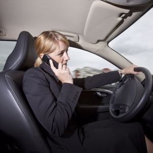 Drivers who use a cellphone on the road are often seen in a negative light.