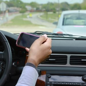Driving and texting appears to remain a problem on roadways across the country.