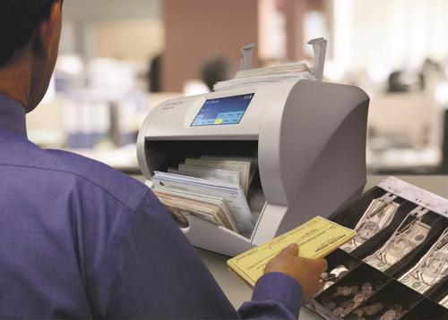 Consumer shopping habits demand dual-purpose cash and check scanners