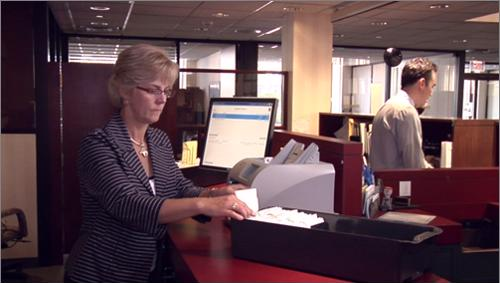 Credit unions benefit from dual-purpose cash and check scanners