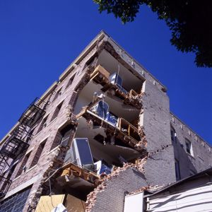 During the next century, the chance of a devastating earthquake in the United States is expected to increase.