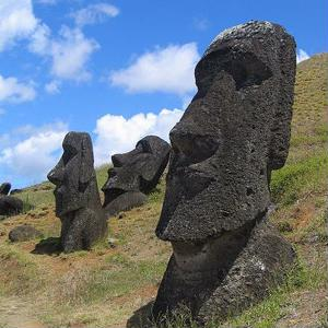 Easter Island heads are the draw, but there is more to be seen
