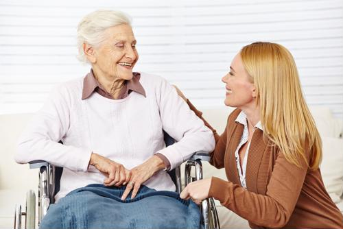 Eldercare jobs on the rise