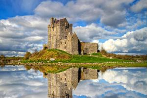 Europe is replete with beautiful castles