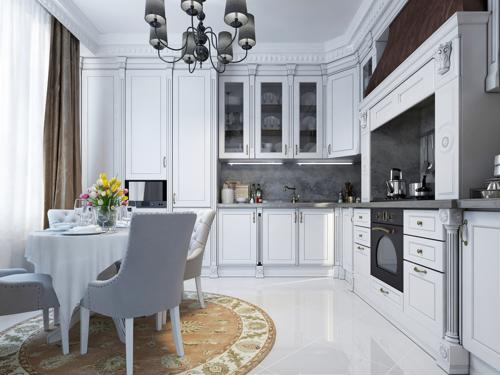 4 ways to beautify your kitchen for open house showings