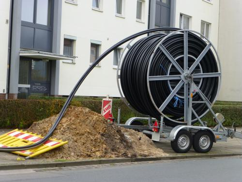 FTTH investments are on the rise.