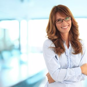 Female business leaders are confident in market conditions, a report finds.