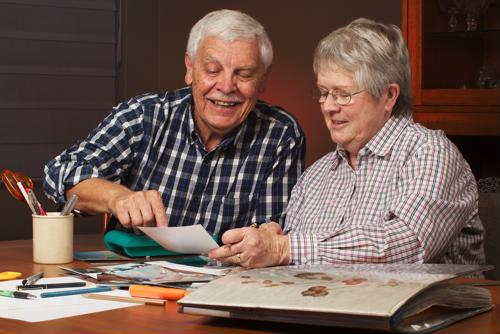 Find happiness in your retirement community with a new hobby