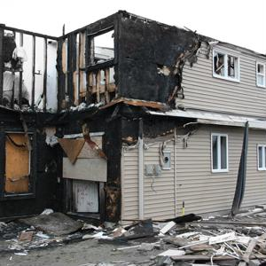Fire damages costs have been rising for more than 30 years, according to a new report from the NFPA.