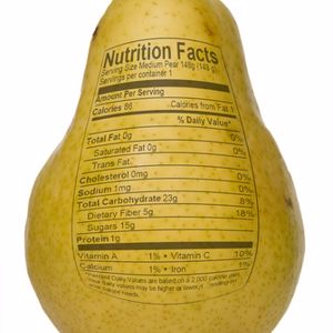 Food labels and front of package claims are there to help consumers make informed choices.