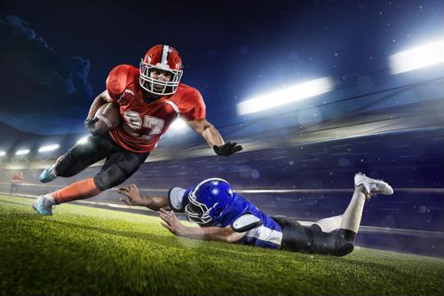 Football season is here, and, as far as fans are concerned, network connectivity is a huge part of the game.