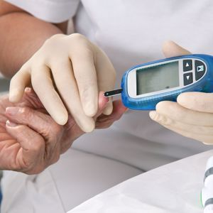 For diabetics, checking blood glucose levels frequently can help prevent injury to themselves as well as to others.