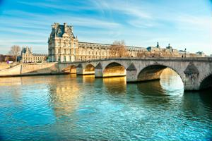 France reported higher than expected growth for the first quarter of 2017.