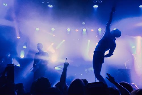 From ticketing to actual auditory consumption, IoT devices are enriching nearly every aspect of the modern concert.