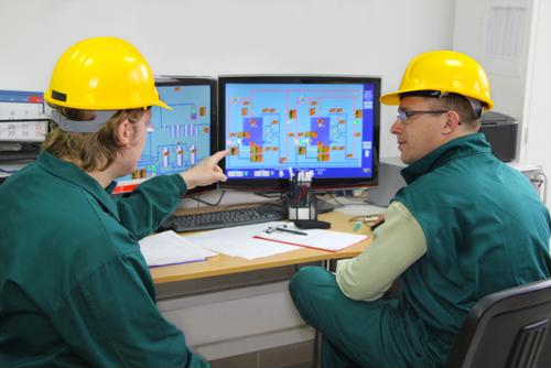 Gathering data from edge devices and putting it to use is easier with industrial Ethernet systems in place.