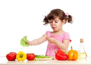 Getting your kids to eat healthier