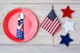 Give your Fourth of July party its patented patriotism by making it themed.
