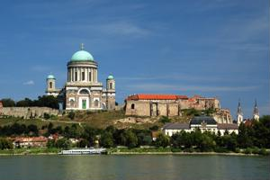Go beyond Budapest: Abbeys and old towns