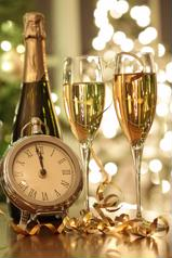 Greet 2016 with champagne and fantastic food at the Reagan Library on Dec. 31.